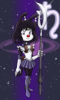 Sailor Saturn lol by SonicandShadowfan15