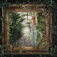 Metamorphosis - Entrance to the Garden Fairies by solsan