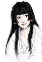 Another Japanese Girl by everything-anime