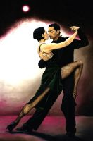 The Temptation of Tango by ryoung