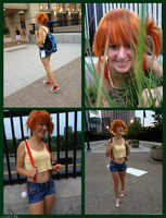 Misty Cosplay by JustineMB