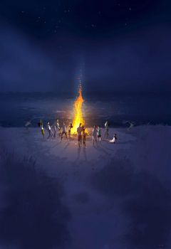 'Till the end... by PascalCampion