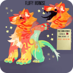 Fluffy Ivornose Auction (CLOSED) by Tokyozilla