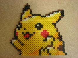 Pikachu! by Flote-Love