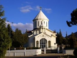 Armenian Church by gors