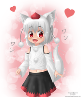 Awoo~ by ScarletKnives-X