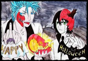 Happy Halloween From Here Too by Midorikawa-eMe111