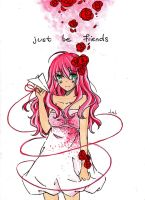 :Vocaloid: Just be Friends by LabJusticaholic