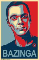 BAZINGA by BikerScout