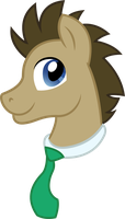 Dr Whooves by KachiWho