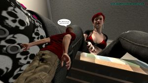 Giantess Erodreams2 - Preview - Foreplay 01 by ilayhu2