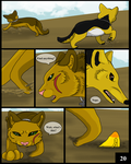 The Beginning of the End Page 20 by NomadicNova