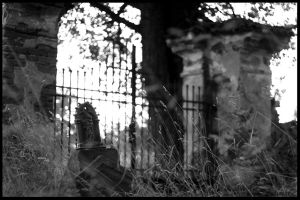 Old cemetery by TheHer3tic
