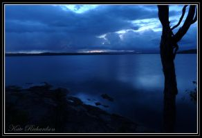 Lake Macquarie, NSW by Purple-Dragonfly-Art