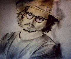 Johnny Depp by TheRealSexyKate