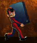 Bellboy Dan by pink-ninja