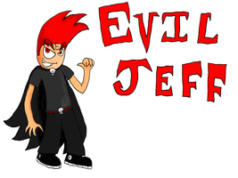 Evil Jeff- New and Improved by DP5