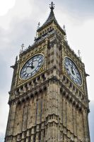 Big Ben by Stephue