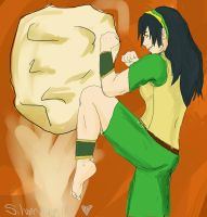 Toph Bei Fong by Silverwing100