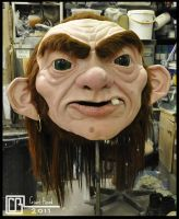 Panto Giant's Head by CB-FX