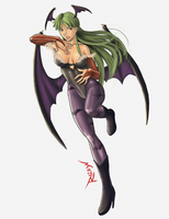 Morrigan Aensland 2 by Dark-Razvan