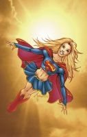 Supergirl by ColorDojo