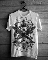 T Shirt Design - Project Takeover by seventharmy
