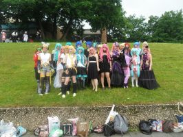 AniMagic '12 - Vocaloid Gathering by Moeker