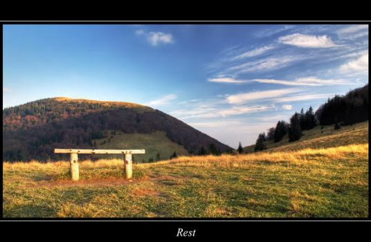 Rest by joffo1