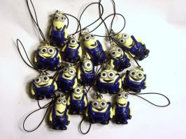My Little Minion Horde by QuoteCentric