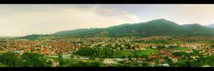 Panorama Bitola by FLixter