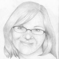 portrait of my sister by the-jabber-wocky