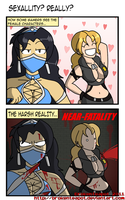 Sexallity? Really? by BrokenTeapot