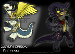 Goseph Dragon - Open Auction [1 remaining] by Boltonartist