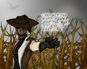 Scarecrow by Autumn-Wolfe