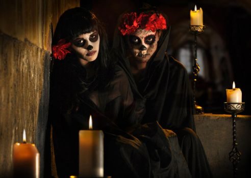 Day of the Dead by Undercheese101