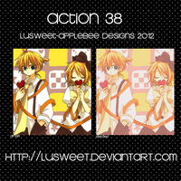 Action 38 by LuSweet