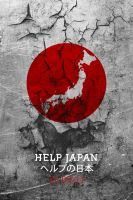 Help Japan 2011 - Version 3 by GraphiteColours