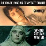 My Days In My Climate by Finnickandannie14