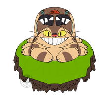 Catbus by FacePalmzGodDammit