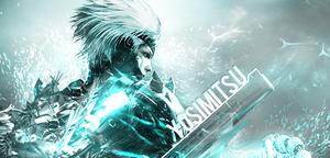 Raiden for Yosi by ZoLa-DzN