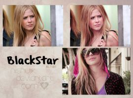 Black Star Action by nishux