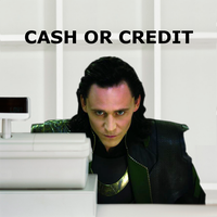 Loki - Cashier by Witty-Allowishus