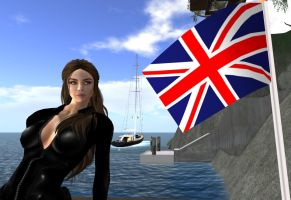 On Her Majesty's Security Service by Agent3X