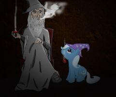 Trixie Gandalf by anonimounanime