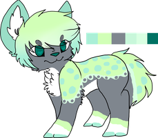 Sea foam lace adoptable [TAKEN] by knightadopts