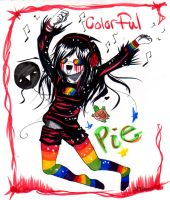 ..::cOlOrFuL pIe::.. by PhantomSilence44