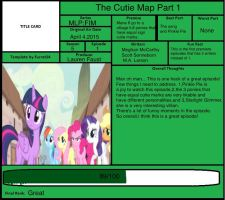 The Cutie Map Part 1 Review by DoraemonFan4Life