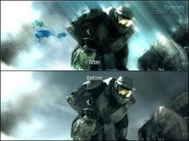 Master Chief by Thomasmith