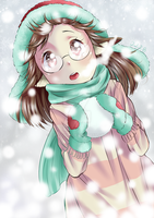 Snow by Eve--chan